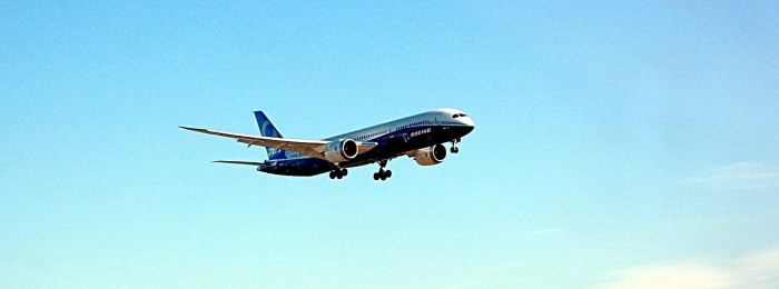 Boeing 787-9 Landing At Sacramento Mather Airport KMHR